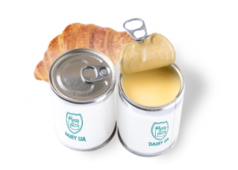Ukraine: the demand for condensed milk is growing